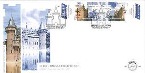 FDC-E746-746-POSTEUROP-INT-034-NEDERLANDSE-KASTELEN-2017-034