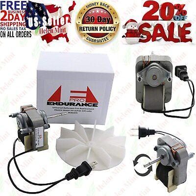 Endurance Pro Universal Bathroom Vent Fan Motor Complete ...