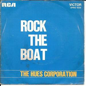 45-TOURS-7-034-SINGLE-THE-HUES-CORPORATION-ROCK-THE-BOAT-1973