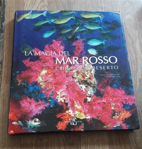 La Magia Del Mar Rosso Coralli E Deserto Giorgio Mesturini White Star 2011