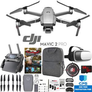 DJI-Mavic-2-Pro-Drone-w-Hasselblad-Camera-Essential-Backpack-amp-Warranty-Bundle