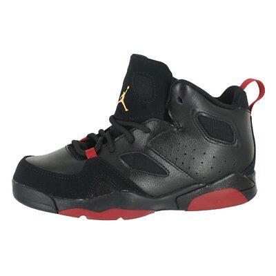 the best attitude 28aba 6540e Nike Little Kids' Air Jordan FLIGHT CLUB '91 BP Shoes Black/Red 555470-067  c | eBay