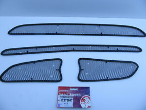 Front-Grille-Mesh-Protector-kit-for-VF-Series-2-SV6-SS-amp-SSV-GENUINE-HOLDEN-NEW