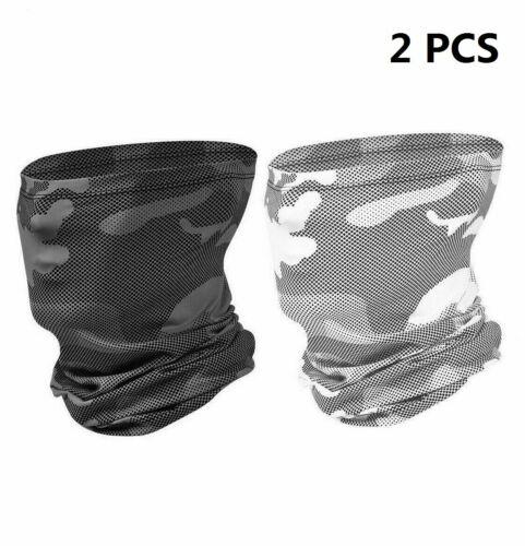 Details about  /Cooling Face Scarf Sun Shield Neck Gaiter Headband Balaclava Neckerchief Bandana