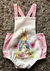 Peter Rabbit Romper 0//3