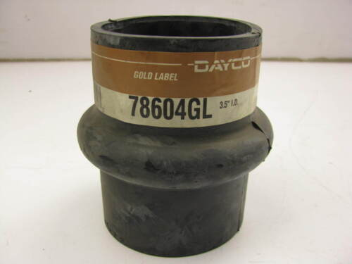 "Dayco 78604GL Heavy Duty Air Intake Hump Hose 3.5/"" ID X 5.25/"" Length"