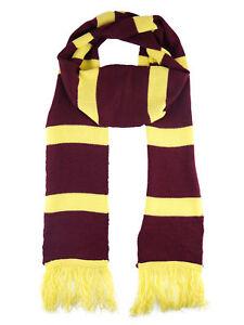 prix abordable limpide en vue large choix de designs Détails sur Magicienne Ecole Écharpe - Harry Potter Déguisement Gryffondor  Accessoire