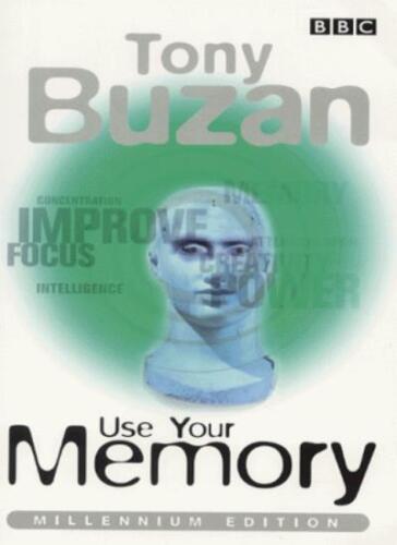 1 of 1 - BOOK-Use Your Memory,Tony Buzan
