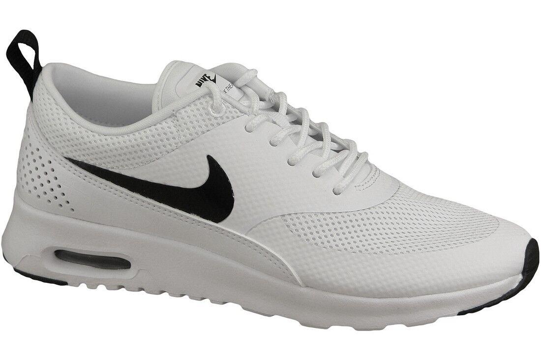 Nike air max max air thea wmns 599409-103 damen turnschuhe turnschuhe sportschuhe weiss ce021a