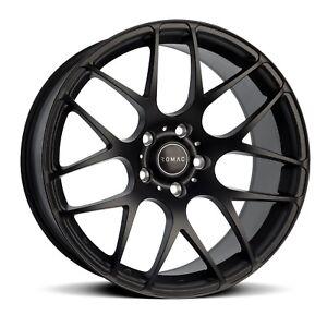 18-034-BLACK-RADIUM-ALLOY-WHEELS-FIT-BMW-1-SERIES-E81-E82-E87-E88-COUPE-SALOON-M12B