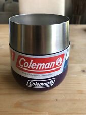 Coleman Claret Insulated Wine Glass 13oz Heritage Red Stainless Steel Cup Picnic