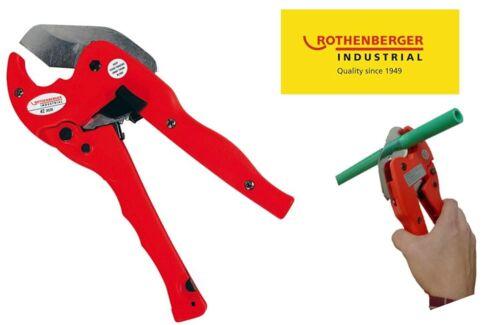 Cesoie per tagliare tubi in plastica di sezione fino a 42 mm Pinza in acciaio