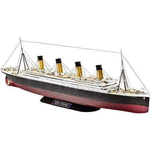 Nave in kit da costruire revell 05210 rms titanic 1:700