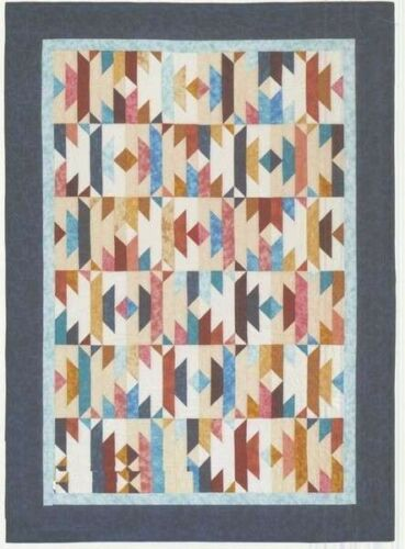SONORA QUILTING PATTERN, A Strip Club Pattern From Cozy Quilt Designs