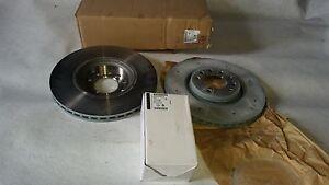 Original-GM-Bremskomplettsatz-VORNE-FRONT-Brake-discs-and-pads-Astra-H-Zafira-B