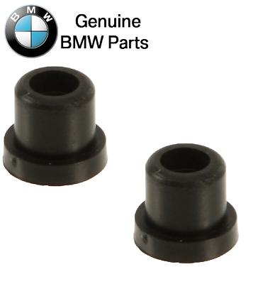 BMW Grommets for Hood /& Trunk Emblem Pack of 2 GENUINE BMW 51 14 1 807 495