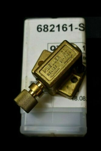 Mueller 682161 By-Pass Valve Assembly for B-101 Machine