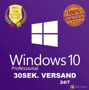 Windows-10-Pro-Vollversion-fuer-32-und-64-Bit-Aktivierungsschluessel-Key-Win-10