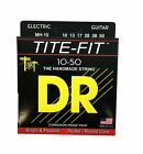 DR Mh-10 Tite Fit Electric Guitar Strings 10-50