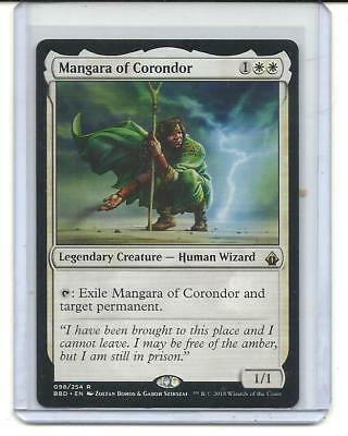 English x1 Mangara of Corondor MTG Battlebond R M//NM