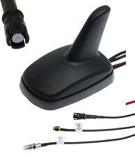Shark GPS GSM FM Dach Antenne Verstärker Radio RAKU II 2 #1240 für VW Seat Skoda