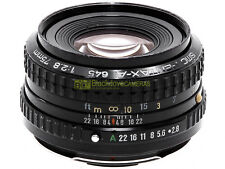 Pentax 645 SMC 75mm. f2,8 A per Pentax medio formato 6x4,5. 75/2,8