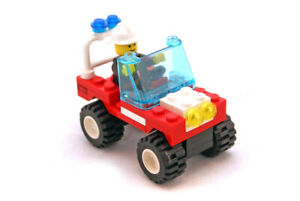 6511 LEGO Town Rescue Runabout