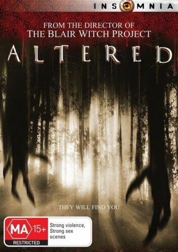 1 of 1 - Altered NEW R4 DVD