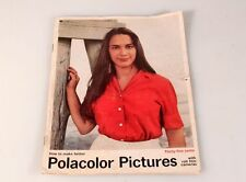 POLAROID HOW TO MAKE BETTER POLACOLOR PICTURES CATALOG