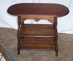 3-Tier-Mahogany-Side-Table-by-Michigan-Furniture-Co-T225