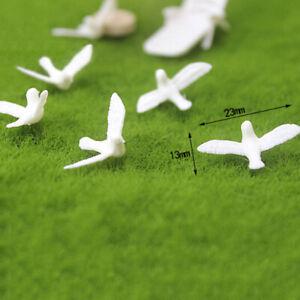 2Pcs-1-12-Dollhouse-Mini-Resin-White-Dove-Simulation-Animal-Model-Toys-Zh-It-IY