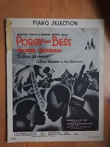 Porgy and Bess Piano Selection  Gershwin sheet music - <span itemprop=availableAtOrFrom>Wolverhampton, United Kingdom</span> - Returns accepted within 30 days of receipt if items not as described. Contact us in the first instance and we will do everything we can to rectify any issues you may have. Most purc - Wolverhampton, United Kingdom