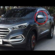 Chrome Side Mirror cover Molding LED type For Hyundai All New Tucson TL 2016+