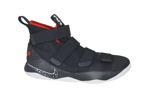 University Xi897644002 Blanc Noir Hommes Soldat Rouge Nike Lebron wTPZXikuO