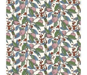 Forest 740C 100/% cotton fabric LIBERTY  Winterbourne Woodhaze