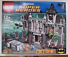 Lego Super Heroes ARKHAM ASYLUM BREAKOUT 10937 Batman DC Comics NEW