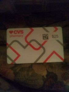 CVS-Pharmacy-Used-Collectible-Gift-Card-NO-VALUE-SV1861969-w-Sticker