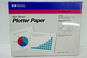 Hewlett-Packard-Non-Glossy-Plotter-Paper-250-Sheets-17801P-8-1-2-034-x-11-034