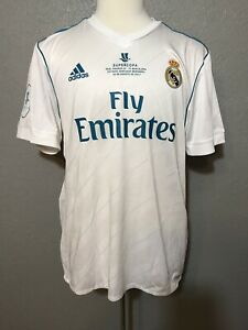 separation shoes eef62 3f17a Details about Real Madrid Kroos Germany Trikot Player Issue Adizero Shirt  Football Jersey
