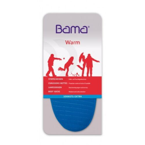 Bama Sokkets Extra Insulated Wellington Welly Boot Sock Thermal Liner