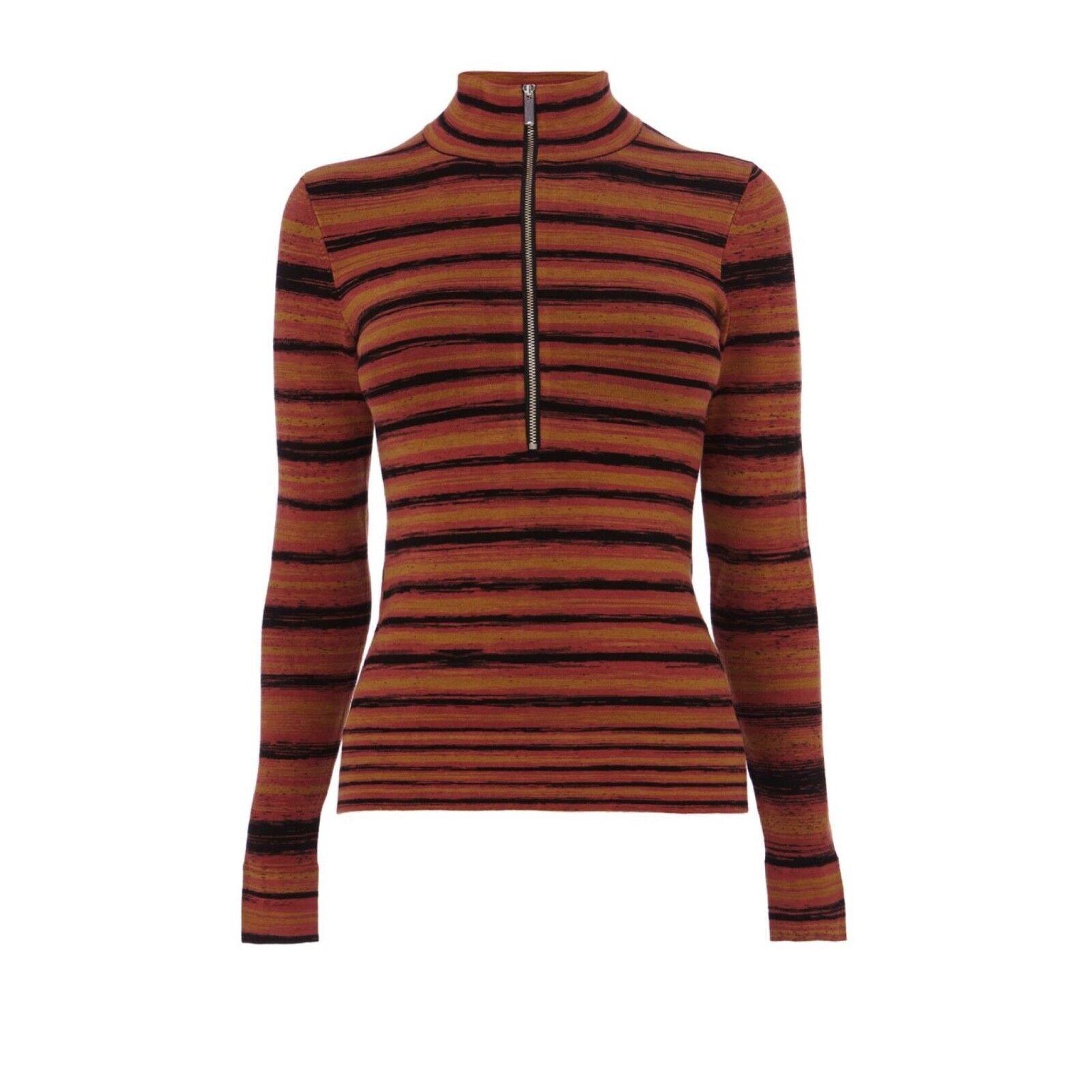 New Karen Karen Karen Millen Lightweight Space Dye sweater (Size XS) f68c8b