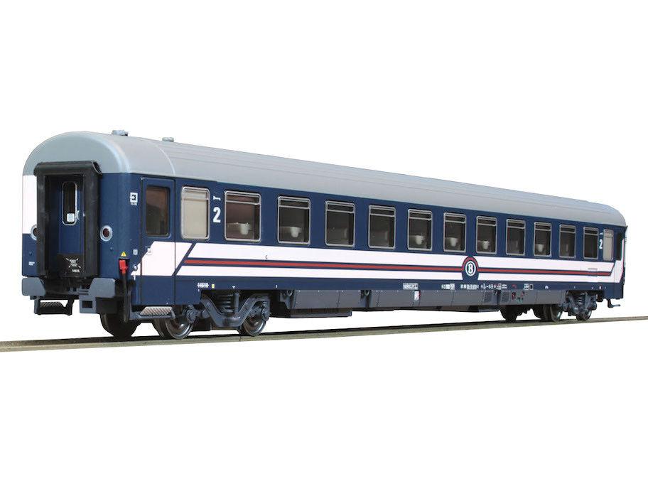 ACME h0 52437-SNCB Eurofima bc11-LETTINO Carrello-EP. V/VI