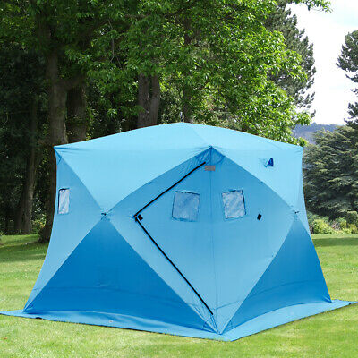 COSTWAY Portable Family Camping Tent