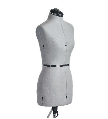 Seamstress Mannequin Adjustable Dress Form Professional Dressmaker Fashion MED.