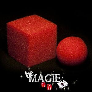 Balle-en-cube-mousse-Goshman-tour-de-magie