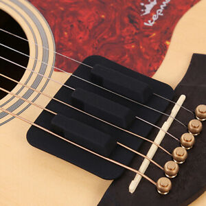 Classical-Acoustic-Guitar-Silencer-Guitar-Practice-Mute-Pad-Musical-Accessories