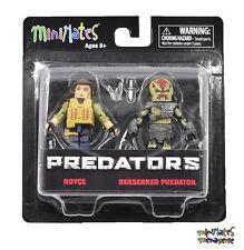 Predator Minimates Series 2 Royce & Berserker Predator