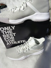 ff2718ad68334 Adidas Mad Bounce Cool Grey White Pearl Men Basketball Shoes Sneakers SZ 16  NEW