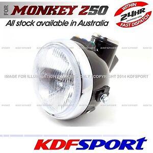 KDF-HEADLIGHT-LIGHT-SPEEDO-METER-FRONT-BLACK-50-BULB-FOR-HONDA-MONKEY-Z50-Z50J