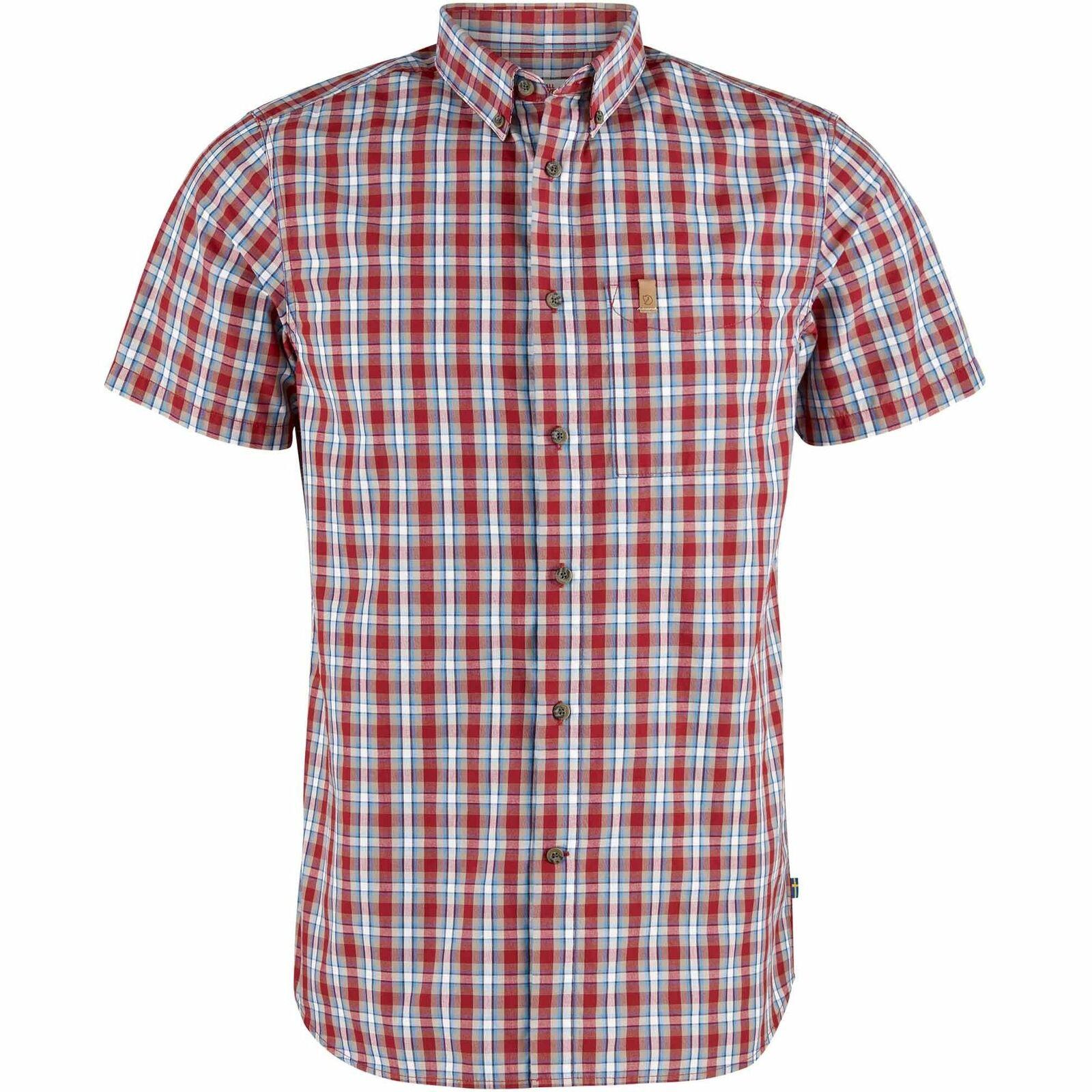 Fjallraven Ovik Shirt Short Sleeve